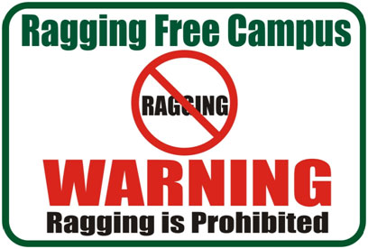 Ragging Free Campus