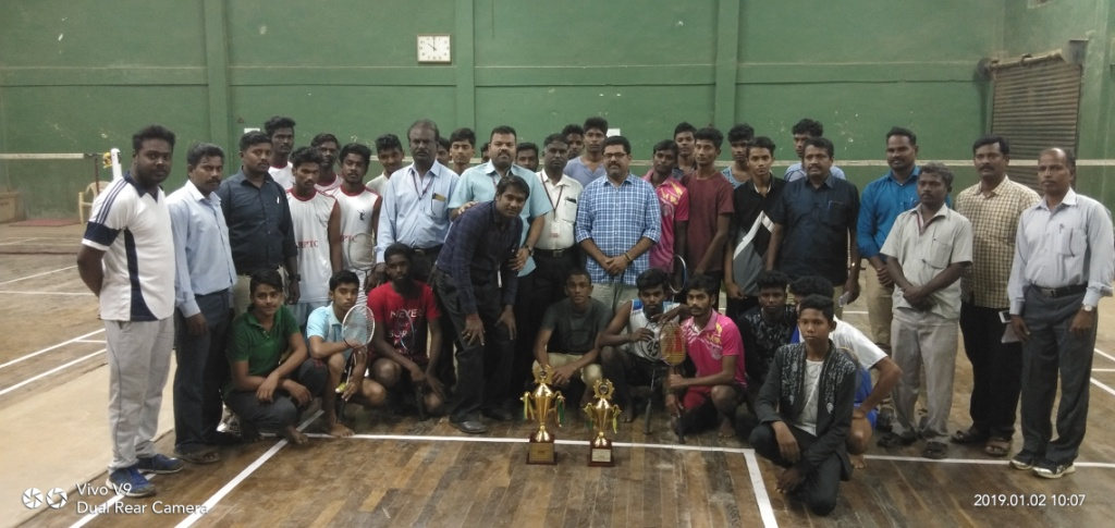 Hosted 2019 IPAA Badminton Tournament
